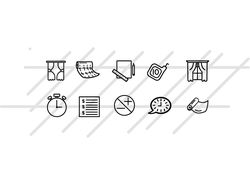 Иконки на сайт 10$