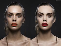 Бьюти/Beauty retouch