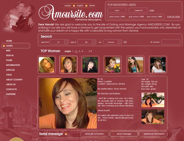 международный сайт знакомств по россии