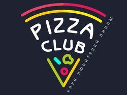 Логотип для доставки пиццы