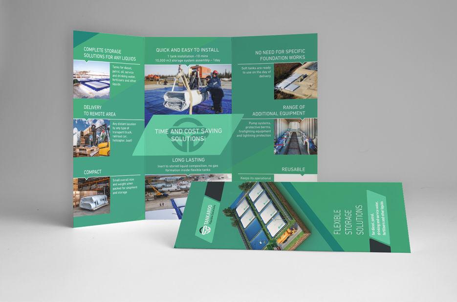 Визуализация брошюры