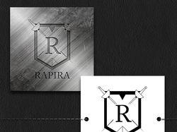 RAPIRA - фирменный логотип интернет-магазина
