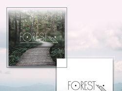FOREST - фирменный логотип компании-организатора