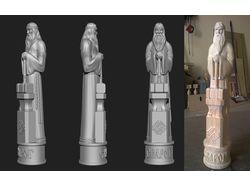 3d статуэтка