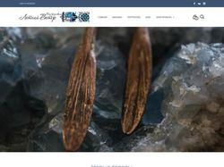 Сайт для мастерской хенд-мейд