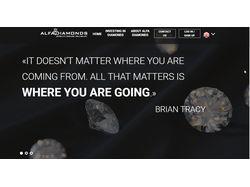 AlfaDiamond,  инвестиции в алмазы