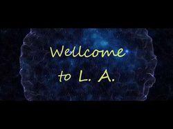 Красивые виды Лос Анджелеса.