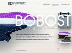 bobostore.ru e-commerce