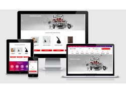 Разработка Интернет магазина CMS Open Cart