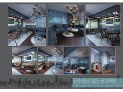 Разработка визуализаций для проекта гостиницы
