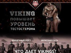 Viking - landing [responsive]