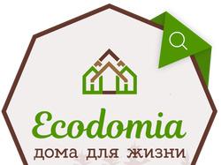 """Дизайн сайта """"Экодомия"""""""