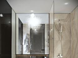 Спальная-ванная