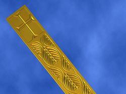 модель колонны