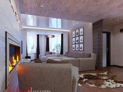 Дизайн интерьера 3х комнатной квартиры