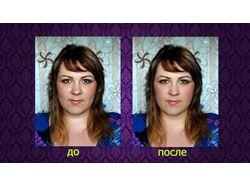 фотошоп лица