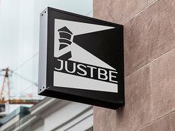 Логотип JustBe