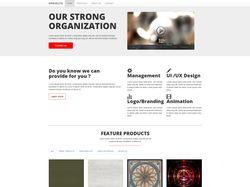 Создание сайта на Bootstrap 4.0 -- Agnecy