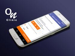 OnClinic | Мобильное приложение