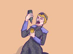 Иллюстрации по Игре престолов