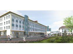 Визуализация больницы