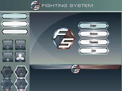 Fighting System Design
