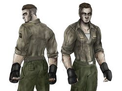 Fighting System Character Design