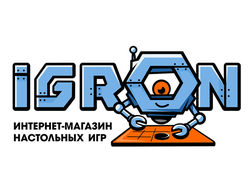 Логотип для интернет магазина настольных игр