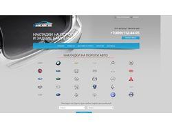 Наполнение сайта (CMS OpenCart)