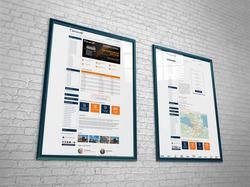 Сайт строительной тематики. Дизайн & HTML-верстка.