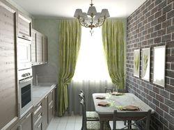 Проект визуализации кухни