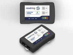 Дизайн этикетки для DAQ Sensor