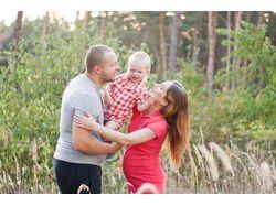 Семейная фотосъемка, беременность