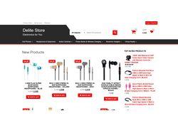 Заполнение товарами интернет-магазина на CMS WP
