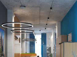 Дизайн офиса ПИК группа