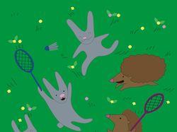 Иллюстрации для детского альбома