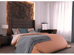 Дизайн и визуализация спальни