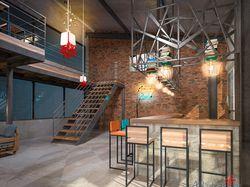 Кафе лофт, LeMans картинг клуб | Москва