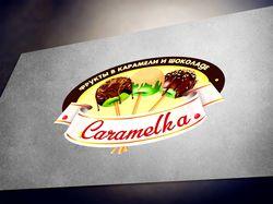 """Логотип для фирмы """"Caramelka"""""""