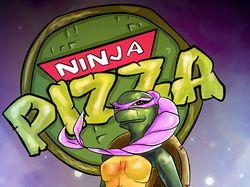 Постер для пиццерии + (процесс)