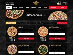 Pizztop - доставка пиццы в Сочи (Yii)