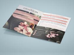 Буклеты для Dr. WAXON!
