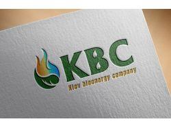 """Разработка лого для компании """"КБэК"""" биотопливо."""
