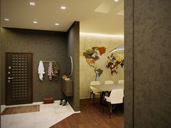 Interior design of the apartment in Kiev