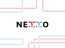 Логотип туристического сервиса