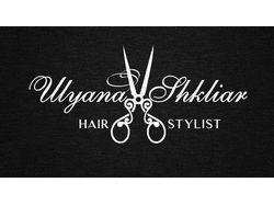 Логотип для стилиста