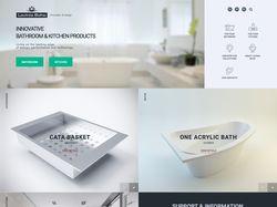 Сайт бренда Lavinia Boho на английском, русском и