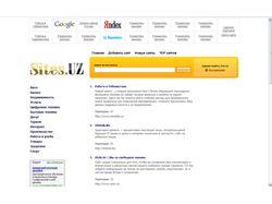 Sites.UZ - Каталог сайтов Узбекистана