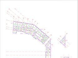 Архитектурный план, перерисовка в DWG