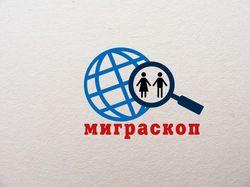 Логотип для электронного сервиса